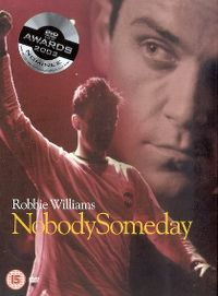 Cover Robbie Williams - Nobody Someday [DVD]